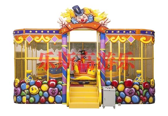 湖南魔幻喷球车
