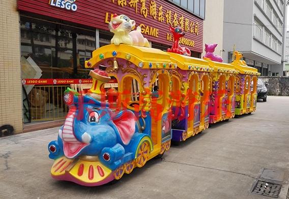 北京大象观光火车
