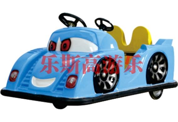 蓝战车游乐设备