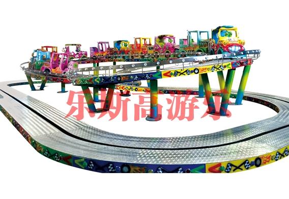北京单环爬山车
