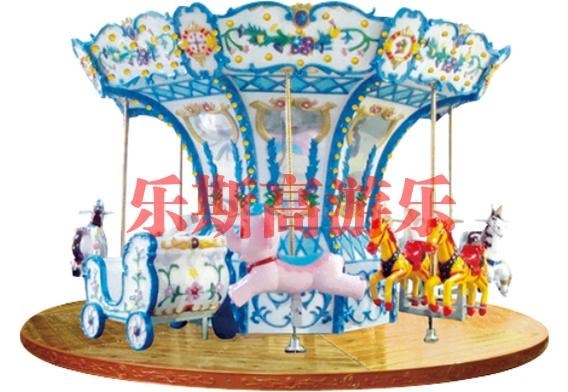 江苏12座传统转马