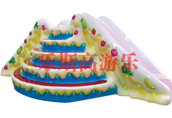 北京蛋糕音乐双滑梯