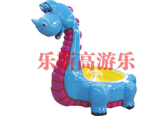 北京六足恐龙鱼池