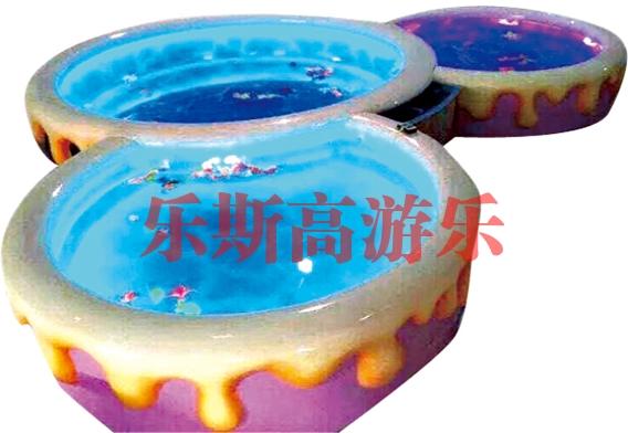 北京糖果鱼池三环款